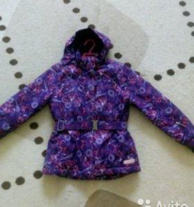 Куртка зимняя спортивная 152-158