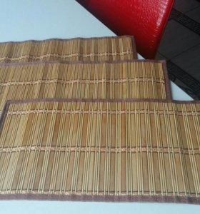 Бамбуковые салфетки.
