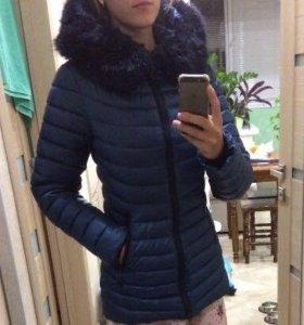 Продам куртку тёплую