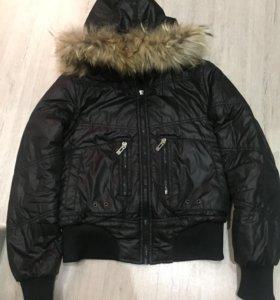 Куртка(Мех натуральный)