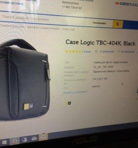 Новая сумка для фото-видеотехники
