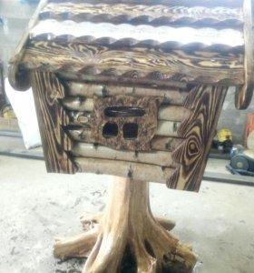 Декор домик