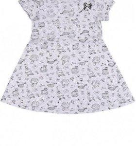 Новое платье крокид размер 116