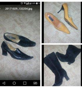 Обувь 41р