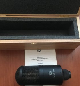 Студийный микрофон Октава МКЛ-4000