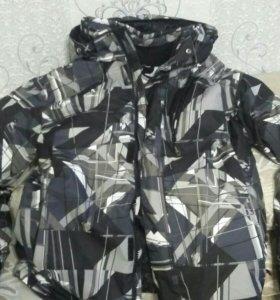 """Куртка, горнолыжка. Размер """"М"""""""