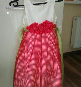 Платье фирмы гуливер