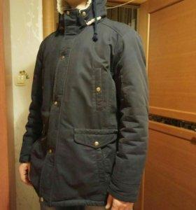 Зимняя мужская куртка, парка. 50-52