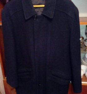 Пальто мужское,демисезон,утепленное.Б\У.