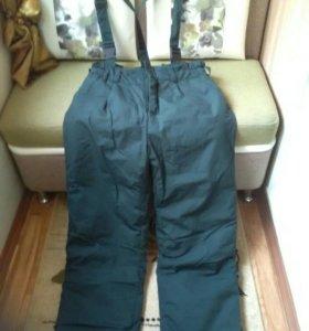 Ватные штаны,новые