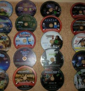 Playstation 3 в комплекте с играми