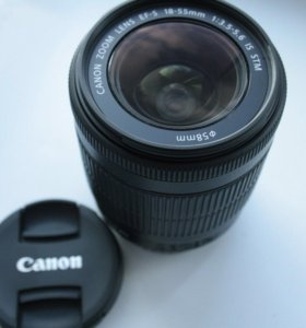 canon efs 18-55mm 1:3.5-5.6 is stm