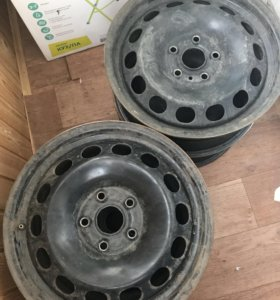 Стальные диски r16