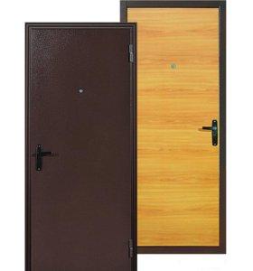 Дверь входная металлическая ДС 60