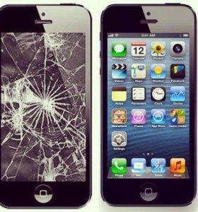 Качественный ремонт телефонов iPhone iPad