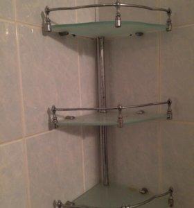 Полочка для ванной