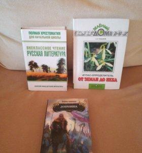 Книги,внеклассное чтение,русская литература и др.