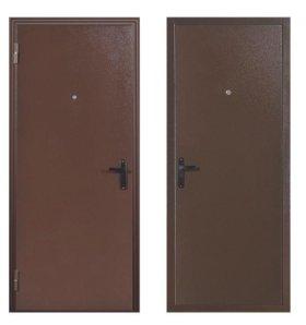 Дверь входная металлическая ДС 64