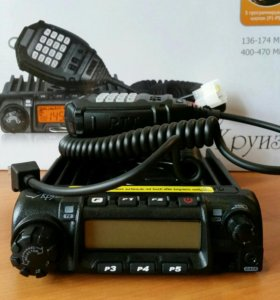 """Базово-мобильный трансивер """"Круиз-90""""(400-490 МГц)"""