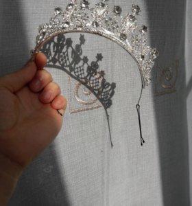 Тиара для невест