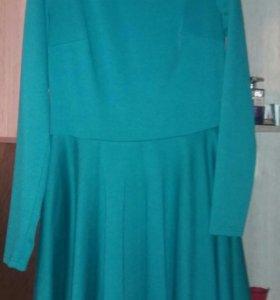 Платье новое.трикотажное