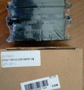 Колодки тормозные, заднии Lifan X60