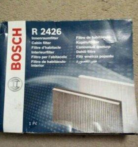 Фильтр салона угольный Bosch 1 987 432 426 новый