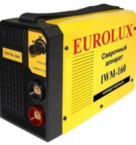 Сварочный аппарат EUROLUX (новый)