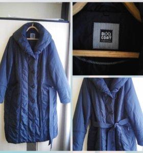 Зимнее пальто марка Dixi Coat (Финляндия)