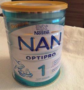 Смесь NAN 1 800гр