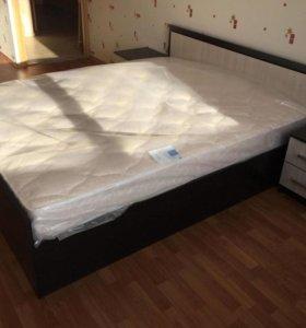 Кровать надежная