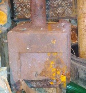 Печь дровяная