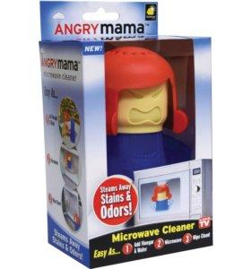 Очиститель для СВЧ Angry Mama