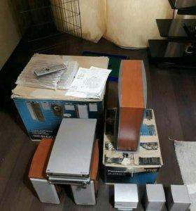 домашний кинотеатр Panasonic SB-W310