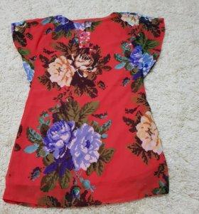 Легкое платье новое