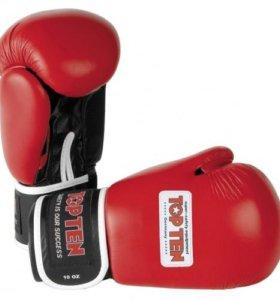 Перчатки боксерские TOP-TEN