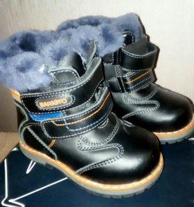 Ботинки зима Баркито