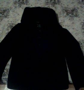 Пальто драп.