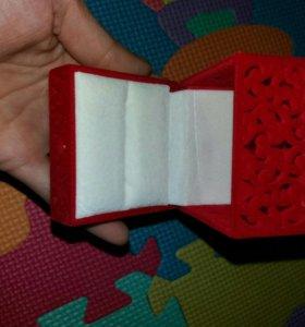Подарочная коробка для ювелирных украшений
