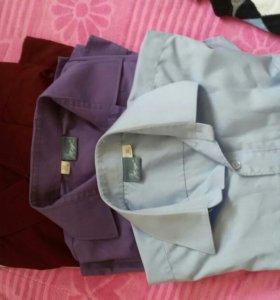 Рубашки 134-140