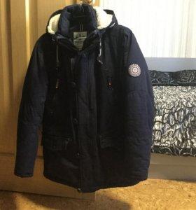Зимняя куртка(парка)