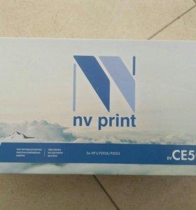 Картриджи для принтера СЕ 505А