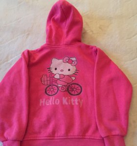 Толстовка Hello Kitty для девочки