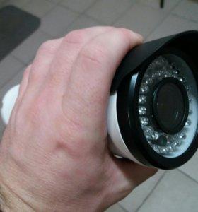 Установка видеонаблюдения под ключ