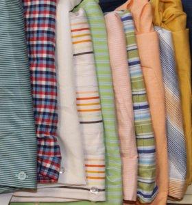 Рубашки, футболки, кофта, жилетка