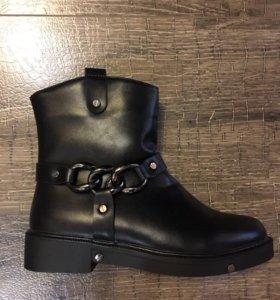 Ботинки зима ,новые (все размеры в наличии )