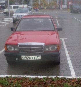 Mersedes Bens 190