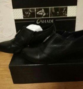 Новые туфли,36 и 37р-р
