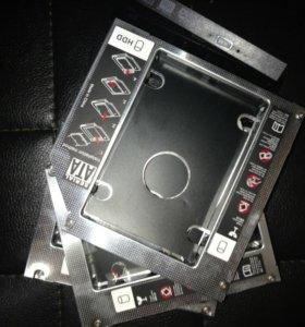 Box HDD ноутбука вместо DVD привода