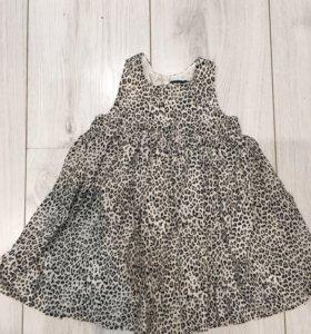 Платье на девочку Gap